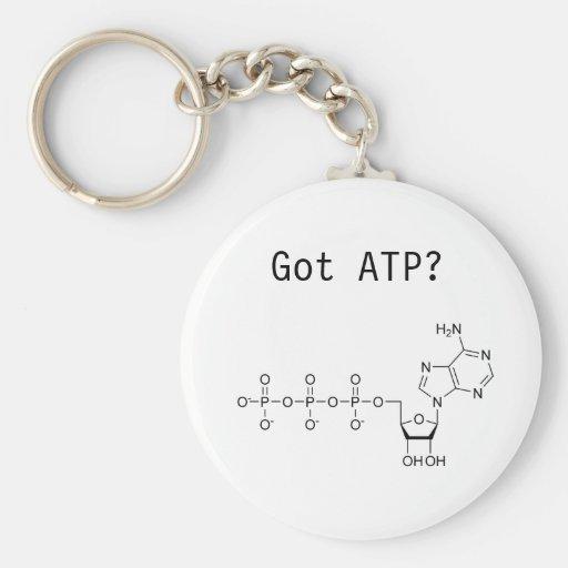 Got ATP? Key Chains