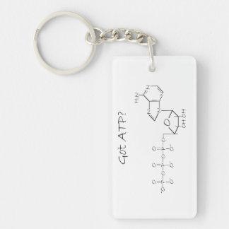 Got ATP? Keychain