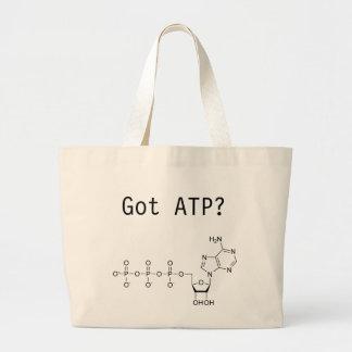 Got ATP? Large Tote Bag