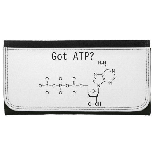 Got ATP? Leather Wallets