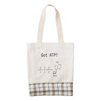 Got ATP? Zazzle HEART Tote Bag
