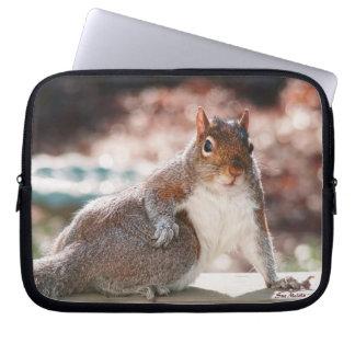 Got Attitude? Squirrel Laptop Sleeve