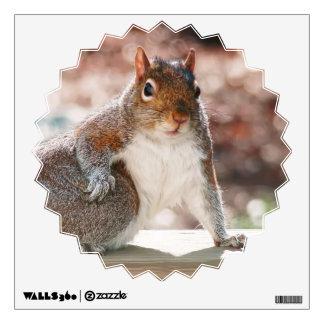 Got Attitude? Squirrel Wall Sticker