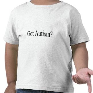 Got Autism? Shirts