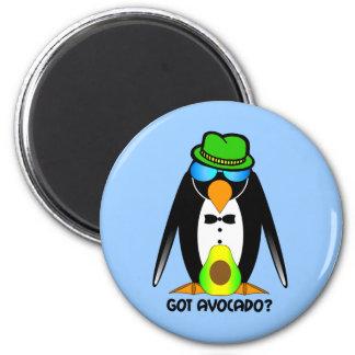 got avocado 2 inch round magnet