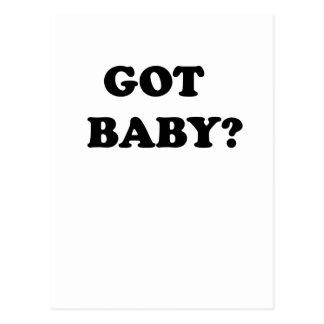GOT BABY.png Postcard