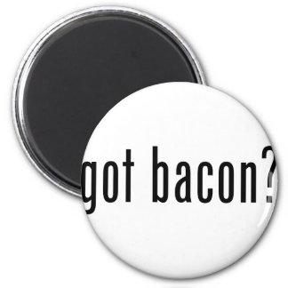 Got bacon 2 inch round magnet