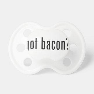 Got bacon BooginHead pacifier