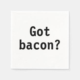 Got Bacon? Paper Napkin