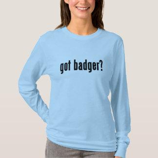 got badger? T-Shirt
