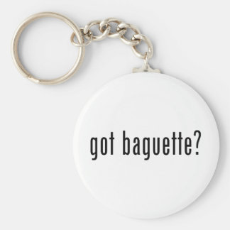 got baguette key chain