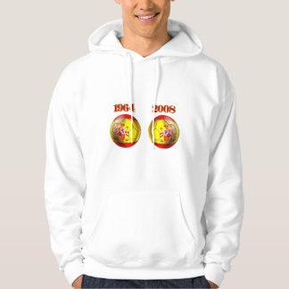 Got Balls ? Spain 1964 and 2008 Champions balls Hoodie