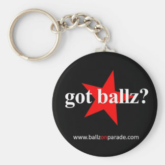 Got Ballz? Key Chain