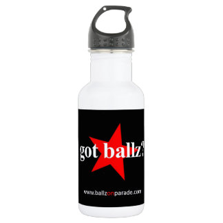 Got Ballz? Water Bottle