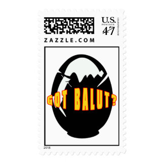 Got Balut ? Postage
