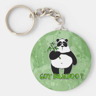 got bamboo? keychain