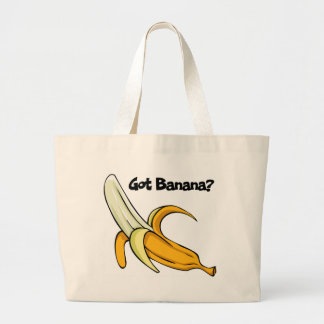Got Banana Tote Bags
