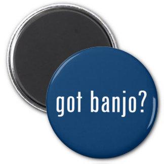 got banjo? refrigerator magnets