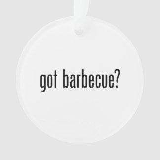 got barbecue