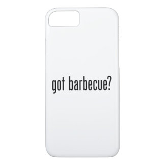 got barbecue iPhone 7 case