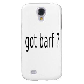 GOT BARF GALAXY S4 CASE