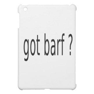GOT BARF iPad MINI CASE