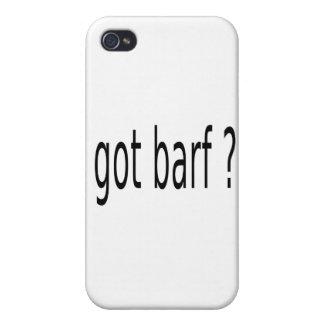 GOT BARF iPhone 4 CASES