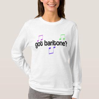 Got Baritone Music T-shirt