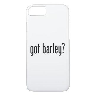 got barley iPhone 8/7 case