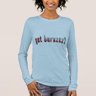 got barszcz? Flag Long Sleeve T-Shirt