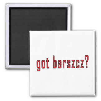 got barszcz? magnet