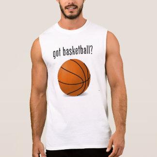 got basketball? sleeveless shirts