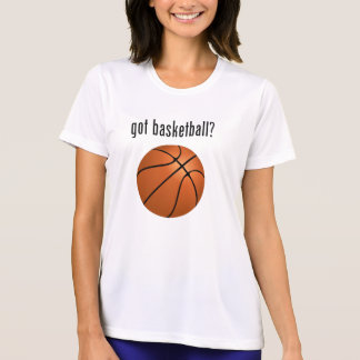 got basketball? tee shirts