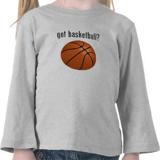 got basketball? tshirt