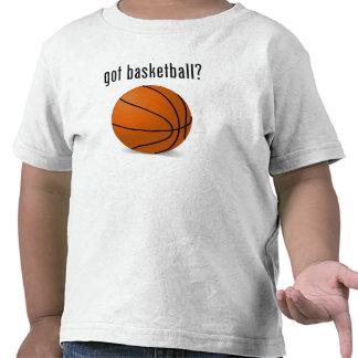 got basketball? tshirts