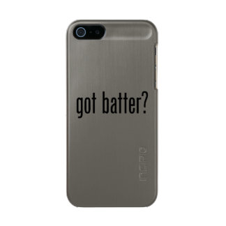 got batter incipio feather® shine iPhone 5 case