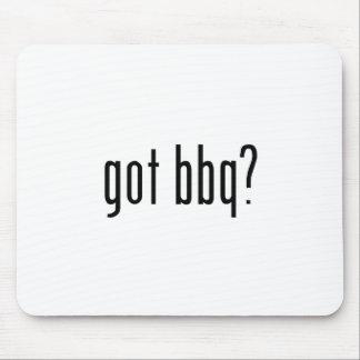 got bbq? mouse pad