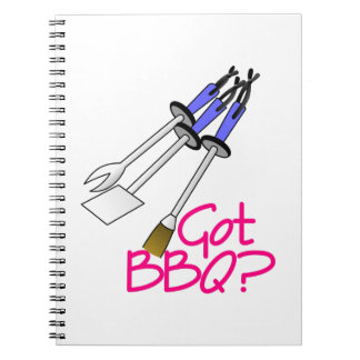Got BBQ? Notebook