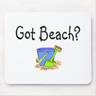 Got Beach (Shovel and Pail) Mouse Pad