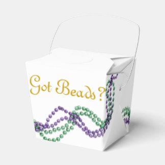 Got Beads? Favor Box