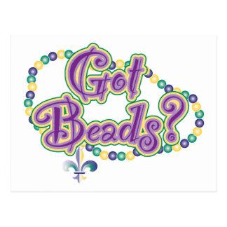 Got Beads? Postcard
