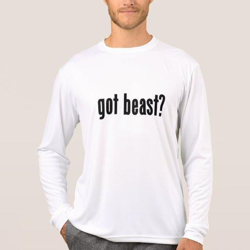 got beast? t shirt