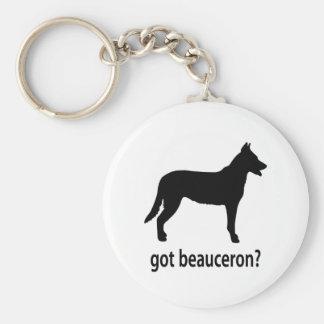 Got Beauceron Keychain