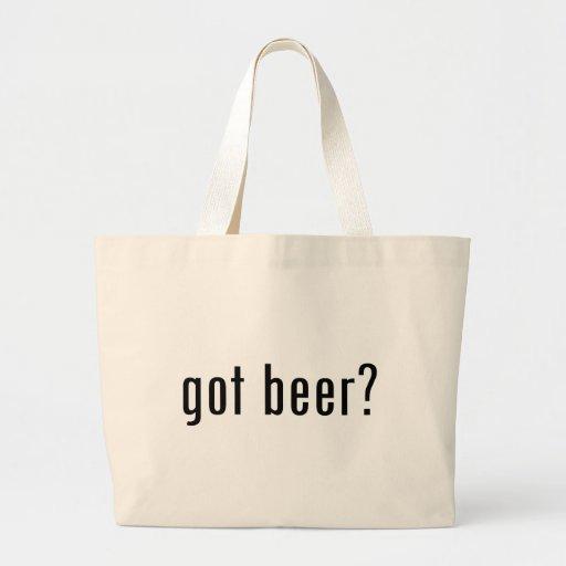 got beer? tote bag