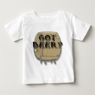 Got Beer funny black Baby T-Shirt
