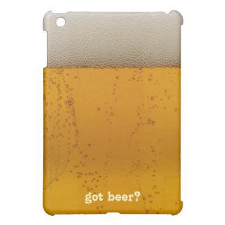 Got Beer? funny ipad case