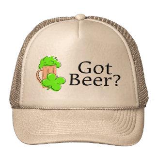 Got Beer Green Beer Trucker Hat