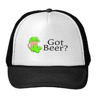 Got Beer Green Beer Mesh Hat