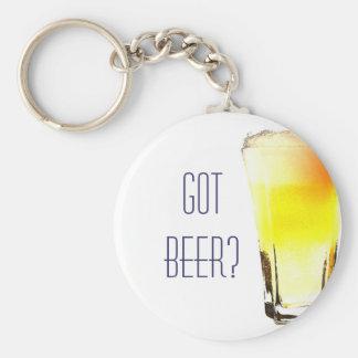 Got Beer? Keychain