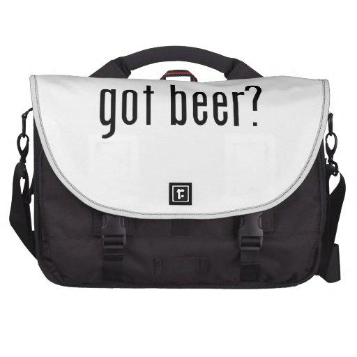 got beer? computer bag